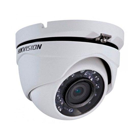 Camera HD-TVI Dome hồng ngoạiHIKVISION DS-2CE56C0T-IR 1M