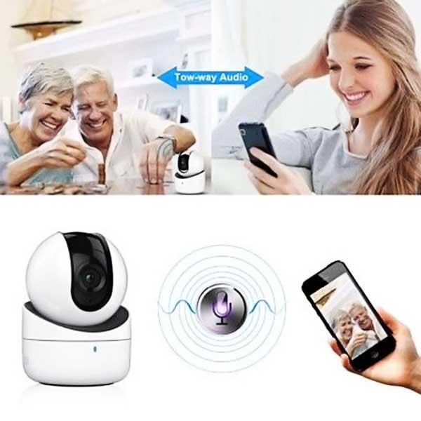 Camera Hikvision ghi âmcó tính năng đàm thoại 2 chiều