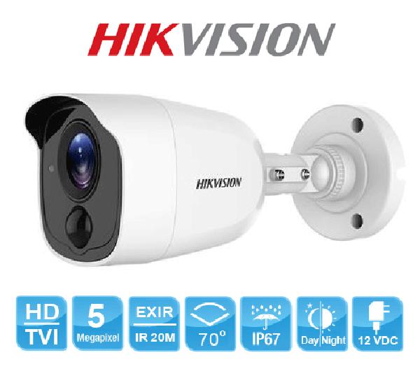 Hikvision DS-2CE11H0T-PIRL nhiều tính năng hấp dẫn