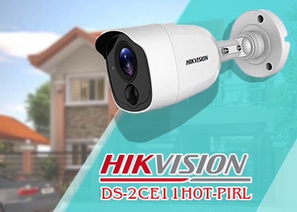 Camera Hồng Ngoại 5M Hikvison DS-2CE11H0T-PIRL