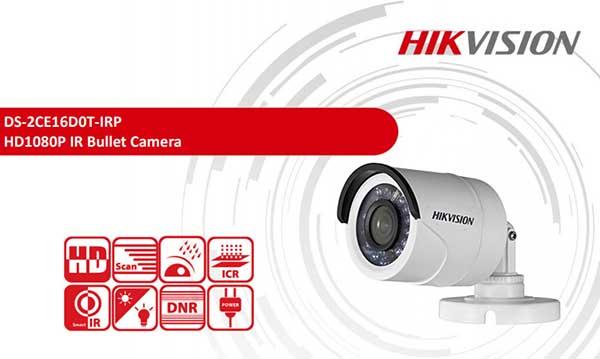 Camera HDTVI Hồng Ngoại Hikvision 2MP DS-2CE16D0T-IRP