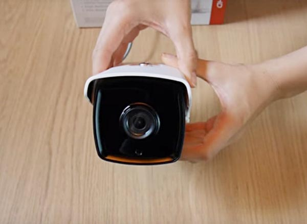 Ống kính tiêu cự F3.6mm Fixed Lends cho góc quan sát rộng