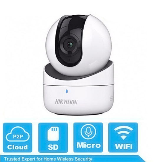 Camera IP Robot Wifi Xoay 4 Chiều Hikvision DS-2CV2Q21FD-IW
