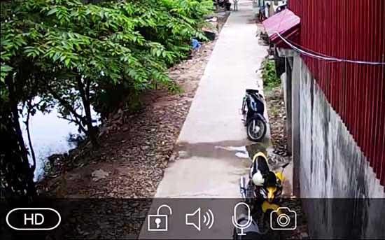 Hikvision DS-2CD2621G0-IZS có thể lắp đặt cả trong nhà và ngoài trời