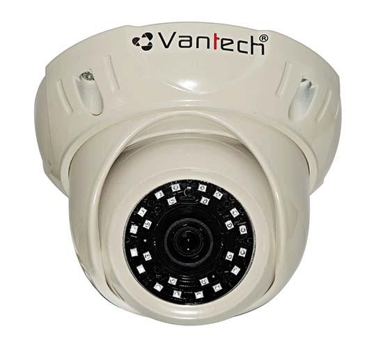 Vantech VP-100A hỗ trợ công nghệ AHD hiện đại