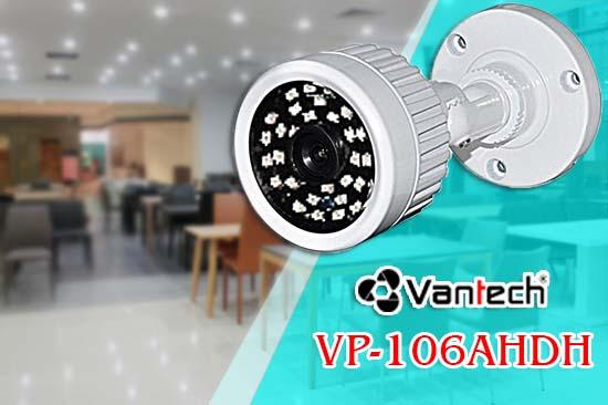 Sự nâng cấp trong Camera Vantech VP-106AHDH có đáng để mua không?