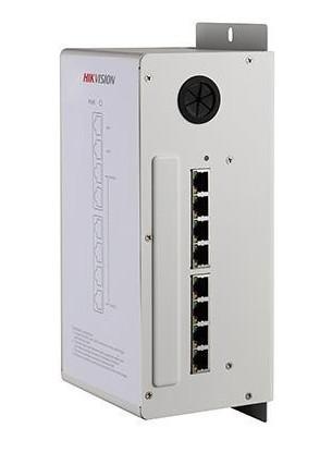 Bộ Cấp Nguồn Và Phân Phối tín hiệu Hikvision DS-KAD606