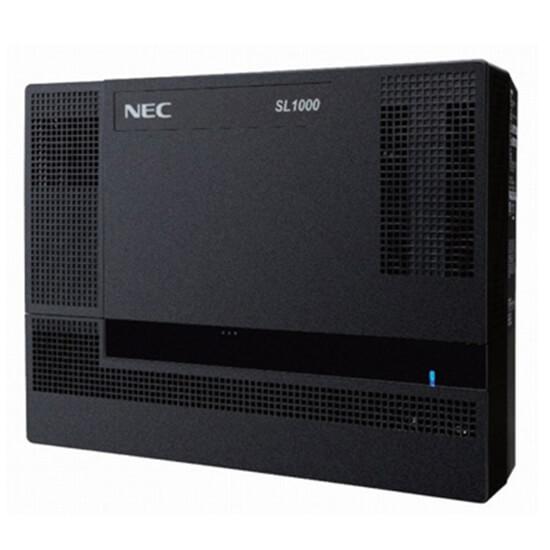 Tổng đài điện thoại NEC SL1000cấu hình 4 trung kế 8 máy nhánh