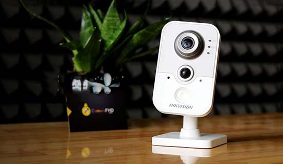 Camera Hikvision có ghi âm lắp đặt đơn giản, dễ dàng