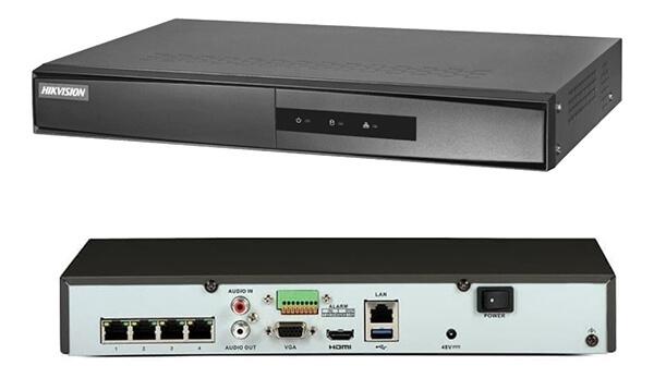 Đầu ghi hình HikvisionDS-7104NI-Q1/4P/M