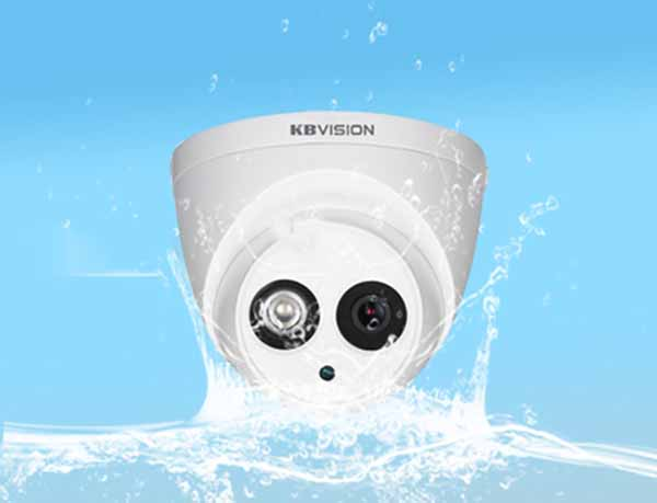 Camera IP67 chống nước tuyệt đối