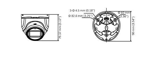 Thông số các chi tiết Hikvision DS-2CE78D0T-IT3FS