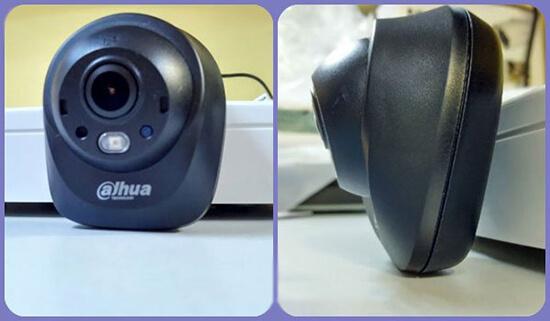 Bảng thiết kếCamera Dahua trang bị đầy đủ tính năng