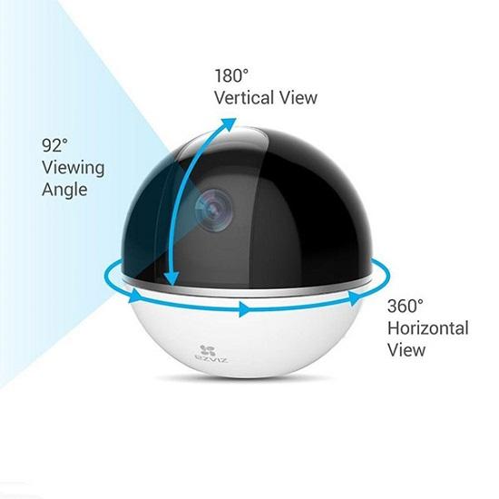 Camera wifi thông minh Ezviz CS-CV248-A3-32WMFR (APEC)