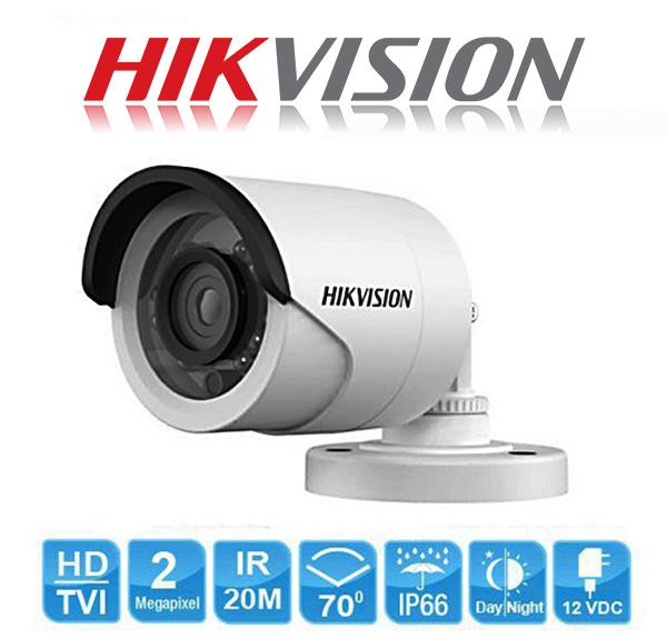 Hikvision DS-2CE16B2-IPF tích hợp nhiều tính năng giám sát hiện đại