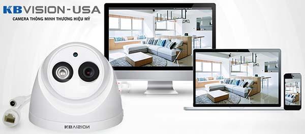 Camera hỗ trợ quản lý giám sát từ xa qua điện thoại bằng ứng dụng miễn phí