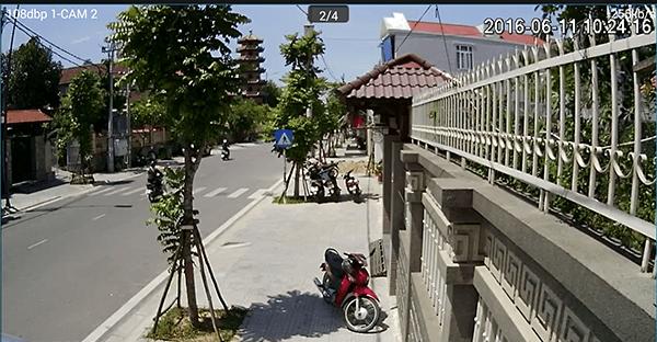 Hình ảnh chi tiết từng chi tiết của camera quan sát HikvisonDS-2CE76D3T-ITM mang lại