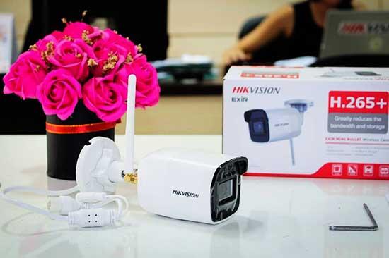 HikvisionDS-2CD2021G1-IDW1 thiết kế đẹp, nhỏ gọn mà tinh tế