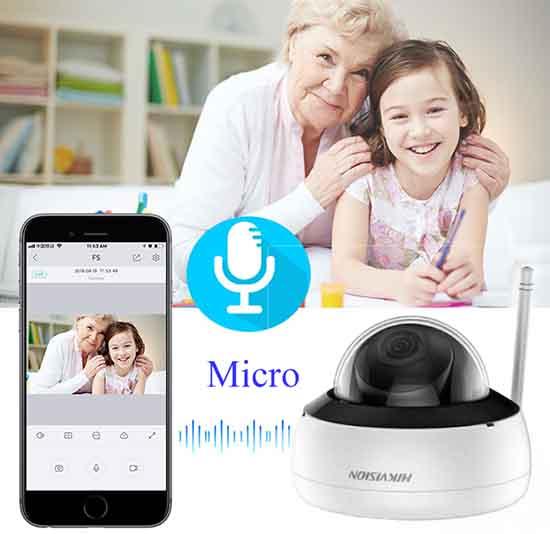 Camera IP Wifi giá rẻ nhưng vẫn sở hữu nhiều tính năng hiện đại, đàm thoại 2 chiều