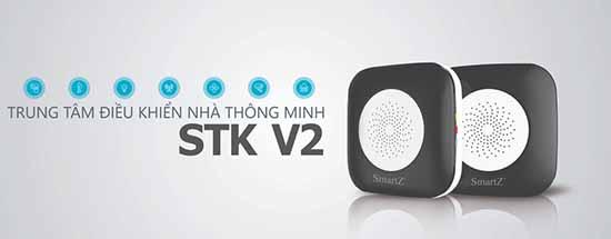 Bộ điều khiển nhà thông minh SmartZ STK V2