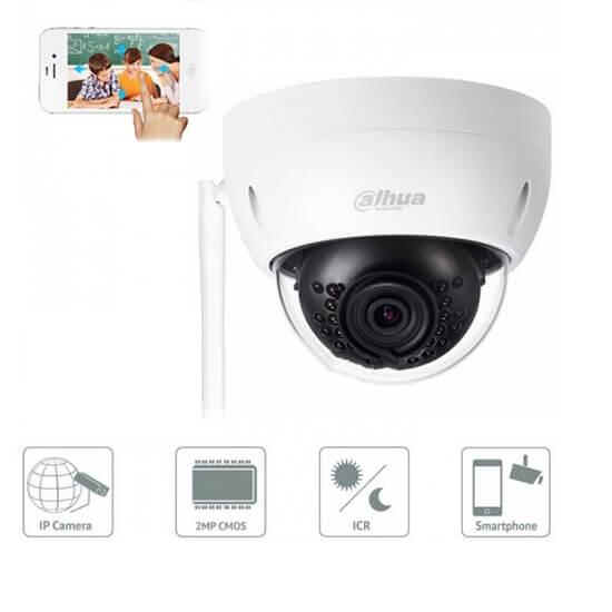Mẫu sản phẩm camera wifi với những tính năng hiện đại, quan sát thông minh qua điện thoại