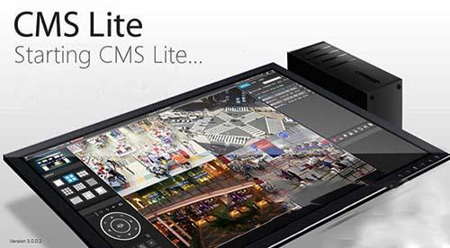 Phần mềm xem camera CMS là chương trình giám sát video mới nhất hiện