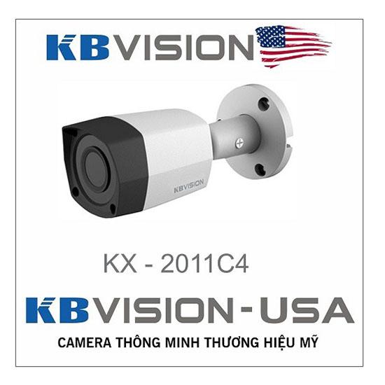 Camera HDCVI 2.0 MP KBvision KX-2011C4