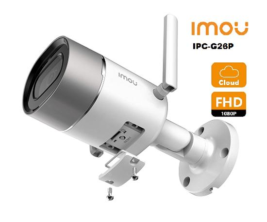 Camera IP Wifi 2.0 MP Dahua IPC-G26P