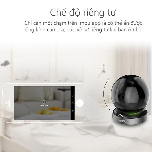 Camera Dahua IPC-A26HP đa năng với tính năng bảo mật chế độ quyền riêng tư cao
