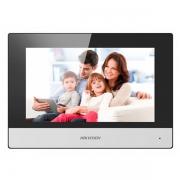 Chuông cửa màn hình Hikvision DS-KH8520-WTE1 hình ảnh sắc nét Full HD