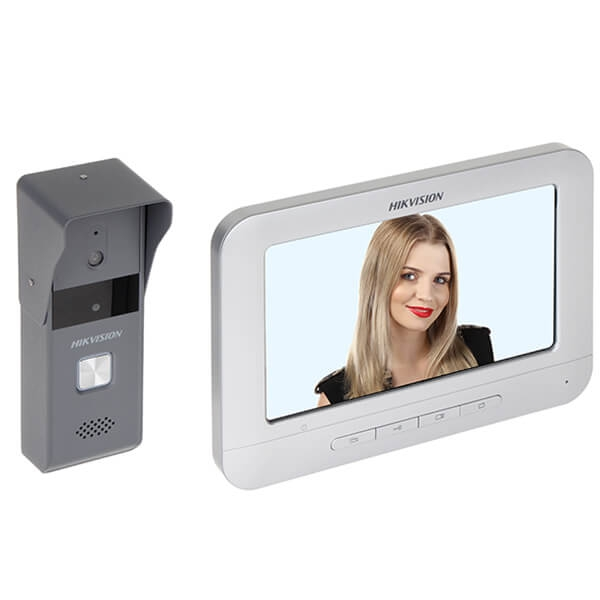 Bộ Chuông Cửa Màn Hình Analog Hikvision DS-KIS203