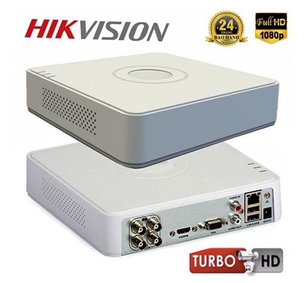 Đầu ghi hình Turbo HD 3.0 8 kênh Hikvision DS-7108HGHI-F1