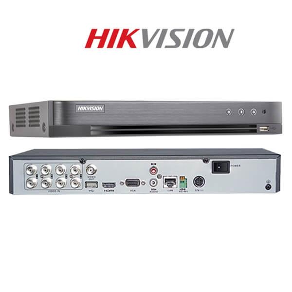Đầu Ghi Hình Turbo 4.0 Hikvsion DS-7208HQHI-K2 đóng vai trò quan trọng cung cấp hình ảnh chất lượng