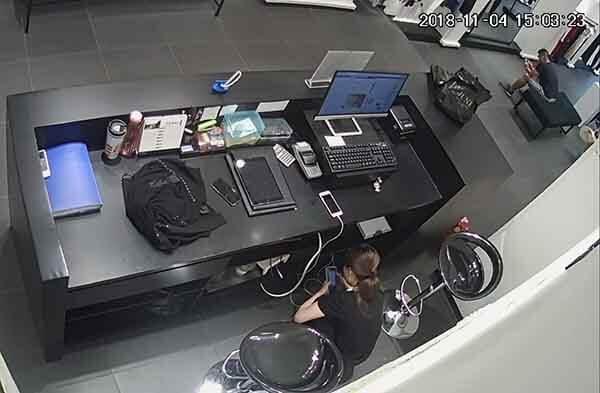 Lắp đặt camera giám sát tại khu vực quầy thanh toán