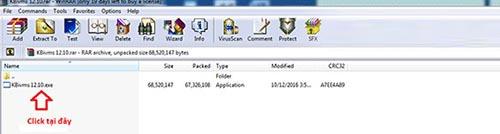 Hướng dẫn cài đặt KBVIMS trên máy tính, KBView lite for PC