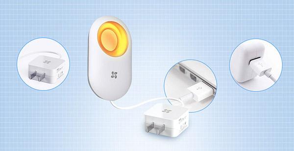 Giao diện sạc USB 5V chuẩn của pin mang lại mức độ tiện lợi lớn hơn.