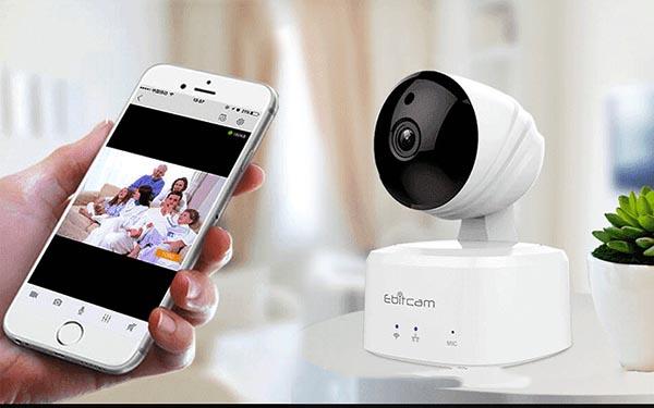 Camera quan sát là thiết bị điện tử hiện đại có khả năng ghi hình, giám sát an ninh chặt chẽ 24/24