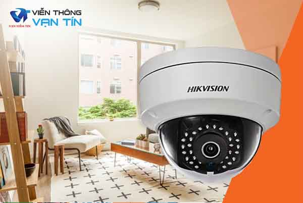 Camera Dome hikvision DS-2CD2410F-IW