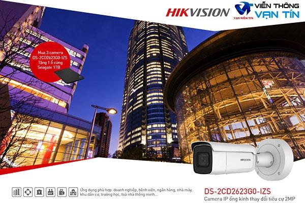 camera Hikvision thương hiệu bán chạy số 1 thế giới