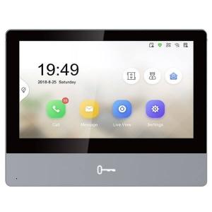 Chuông cửa màn hình Hikvision DS-KH8350-WTE1 tính năng ưu việt và thiết thực