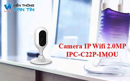 Hình ảnh Camera IP Wifi IMOU IPC-C12P-IMOU 2.0 megapixel