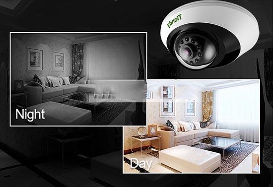Hồng ngoại được tích hợp ở hầu hết các dòng Camera Wifi quan sát hiện nay