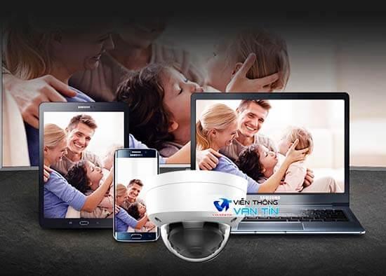 Camera Wifi bình dân nhất cũng có độ phân giải khá cao