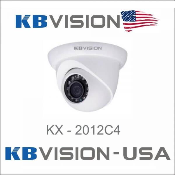 Camera Dome 4in1 2.0mp KBVISION KX-2012C4