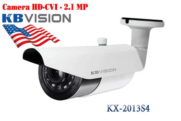 Camera 4in1 Hồng ngoại 2.1mp KBvision KX-2013S4