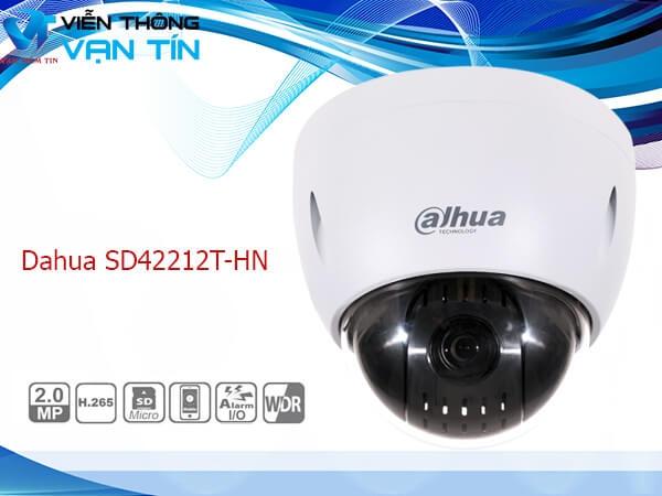 Camera IP Speed Dome Starlight 2.0MP Dahua SD42212T-HN