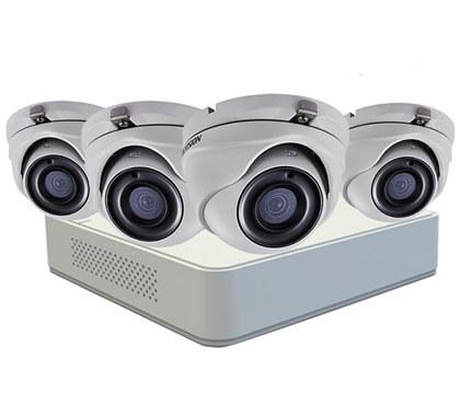 Trọn Bộ 4 Camera Hikvision 3.0M Full HD