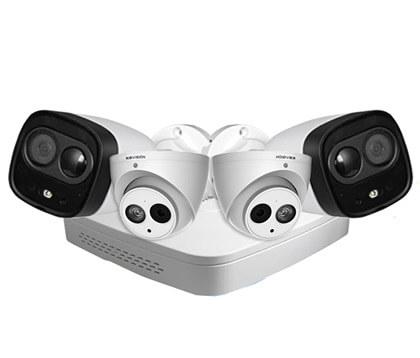 Trọn bộ 4 camera KBvision 4.0MFull HD