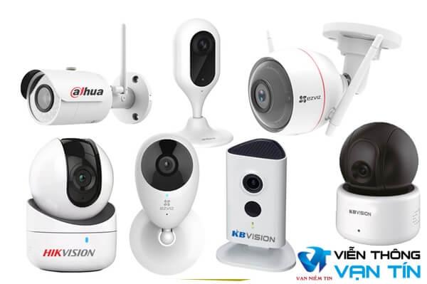 Một số thương hiệu Camera giám sát gia đình chính hãng chất lượng uy tín trên thị trường
