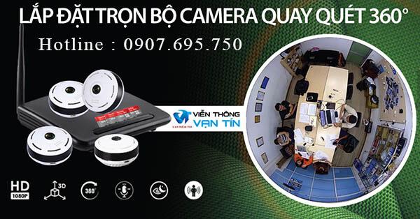 Vạn Tín | Địa chỉ bán camera 360 độ giá rẻ nhất TpHCM